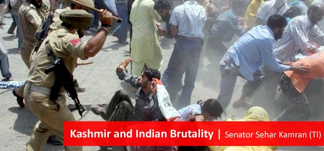 Kashmir and Indian Brutality