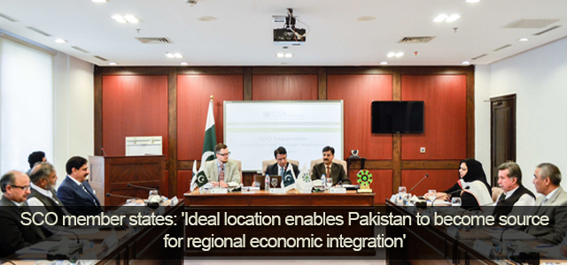 Ideal location enables Pakistan to become source for