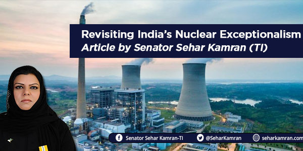 Revisiting India's Nuclear Exceptionalism