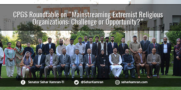 Mainstreaming Extremist Religious Organizations: Challenge or Opportunity?